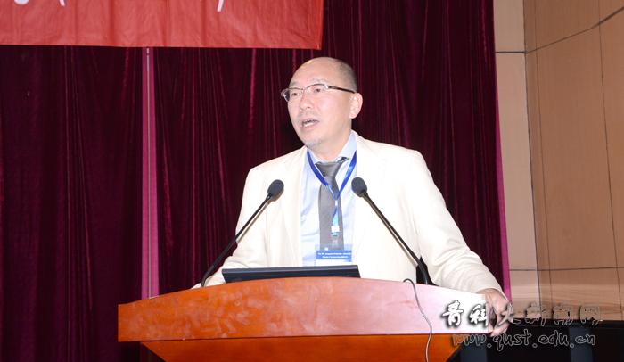 报告(青岛科技大学泰山学者优势特色学科人才团队领军人才李志波教授