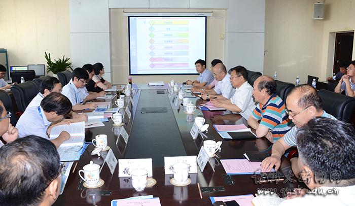 青岛科技大学环境工程专业接受由中国
