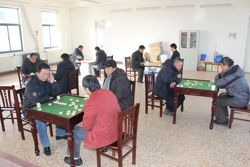 高密校区工会组织迎新年象棋友谊赛-青岛科技大学新闻